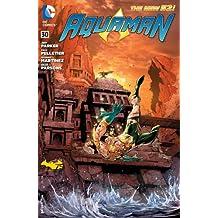 Aquaman (2011-) #30