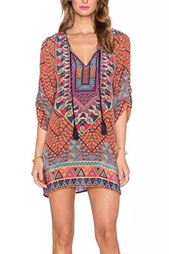 formal chiffon dress sewing pattern - 5