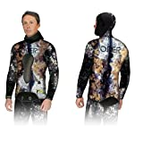 Omer 5mm Mix 3D Camo Jacket (2X Large (6))
