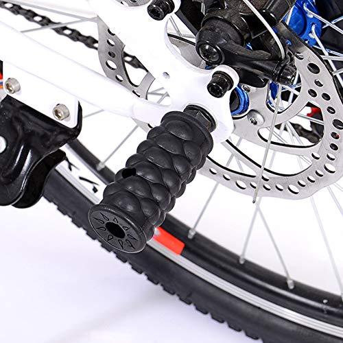 Par Bici blue Clavijas Eje Pedales Pie Cilindro Los Aluminio Truco Bicicleta La 1 Del Wudi Bicicletas Aleación De Pedal Negro Montaña f5q1HWwU