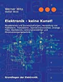 Book cover image for Elektronik - keine Kunst! (German Edition)
