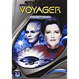 star trek 7.2 voyager (4 dvd) box set dvd Italian Import