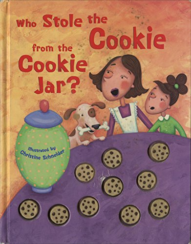 Bendon 42799 Piggy Toes Press Who Stole The Cookies Counting -