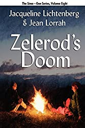 Zelerod's Doom: Sime~Gen, Book Eight