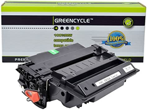 GREENCYCLE Toner Cartridge Q6511X 11X (12,000 Page Yield) Compatible for HP Laserjet 2400 2410 2410N 2420 2420D 2420N 2420DN 2420DTN 2430 2430N 2430TN 2430dtn(1 Black)