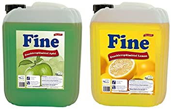 Spulmittel Handspulmittel Geschirrspulmittel Gastronomie 20 Liter