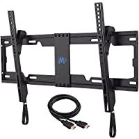 Mounting Dream MD2268-32 TV Wall Mount Bracket for most of 42-70 Inch LED, LCD, OLED and Plasma Flat Screen TV with 10 Degree Tilting, up to VESA 800x400mm and 132 lbs