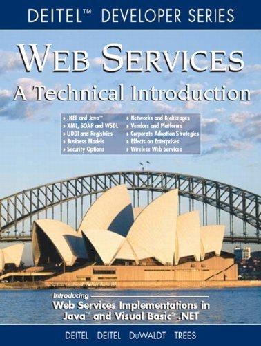 Web Services A Technical Introduction by Harvey M. Deitel (2002-08-24)