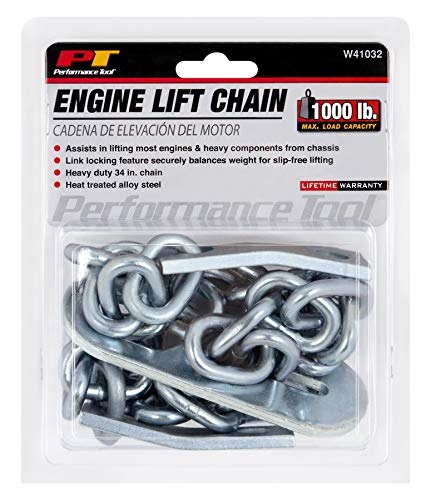 Performance Tool W41032 Engine Lift Chain Tool