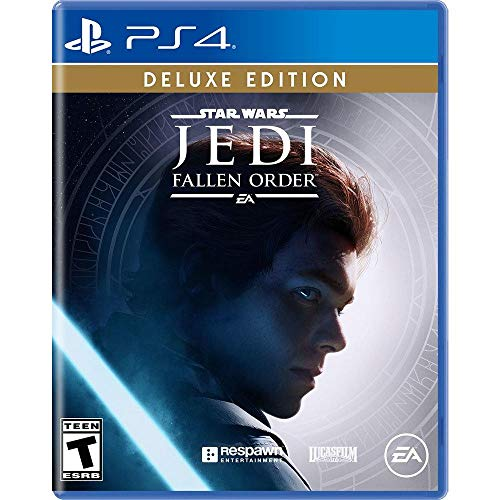 Star Wars Jedi Fallen Order Deluxe - PlayStation 4