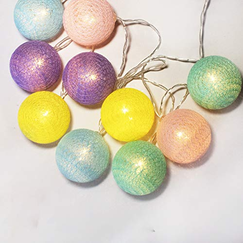Pastel Christmas Lights Led in US - 8