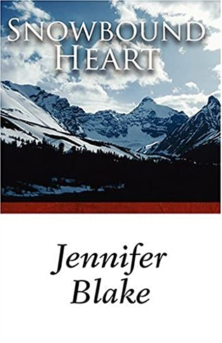 book cover of Snowbound Heart