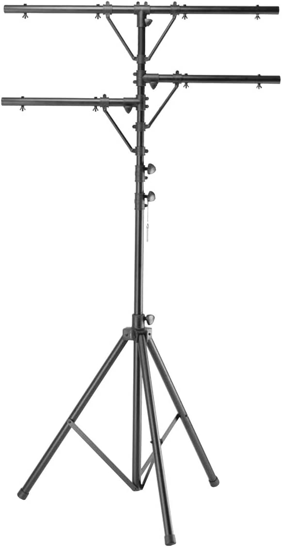 Odyssey LTP1 Tripod Stand With T-Bar And Two Side Bars