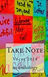 Take Note, Voces Anthology, 1500219045