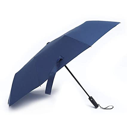 ac4ef66b3 Image Unavailable. Image not available for. Color: Windproof Travel  Umbrella Automatic Folding Men Womens Portable Umbrellas Ladies Compact ...