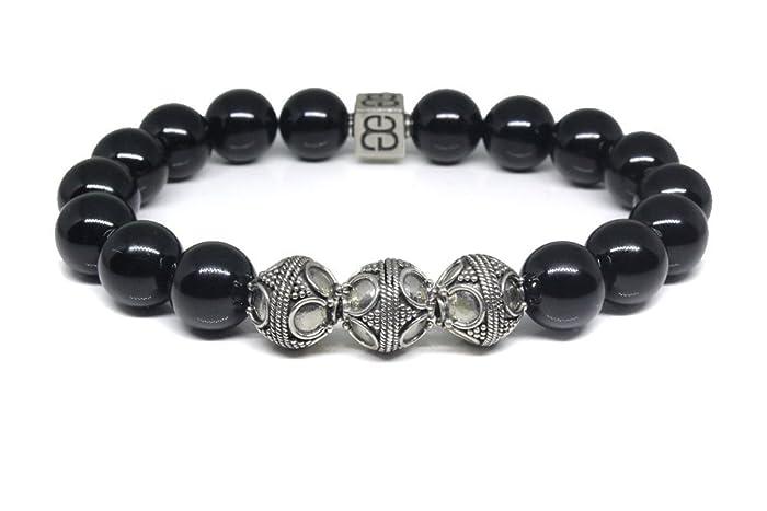 Image result for Obsidian Bracelet