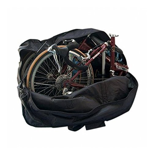 - NT_Big 14-inch to 20-inch Thick Bike Bicycle Folding Bike Carrier Bag Carry Bag Pouch