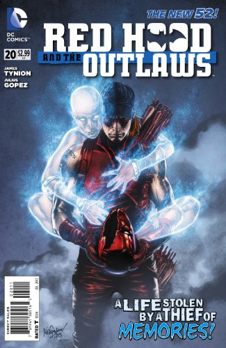 new 52 red hood and the outlaws - 9