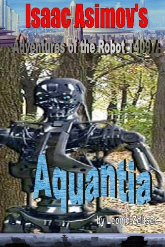 Adventures Of The Robot T4097  Aquantia