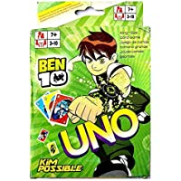 TSS Products UNO Playing Cards (Ben 10)