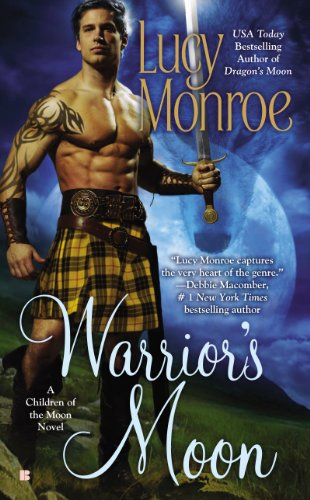 Warrior's Moon (A Children of the Moon Novel Book 5)