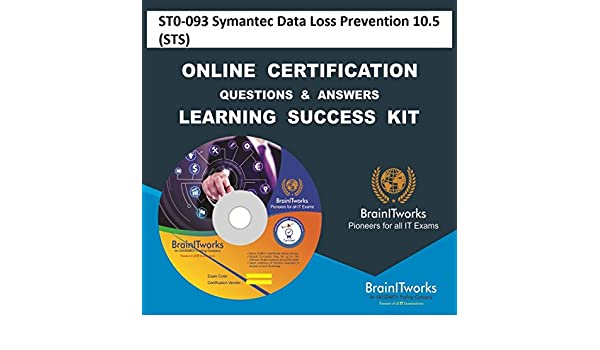 Amazon.com: ST0-093 Symantec Data Loss Prevention 10.5 (STS) Online ...