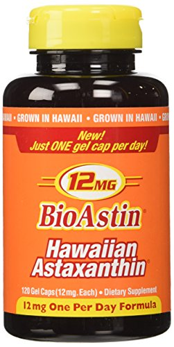 Nutrex Hawaii Bioastin Hawaiin Astaxanthin