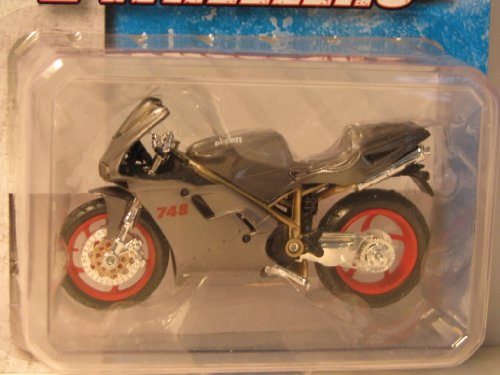 Ducati 748 Motorcycle 1:18 Scale (Maisto) by 2 Wheelers, used for sale  Delivered anywhere in USA