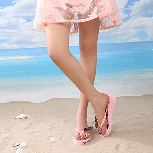 Impermeable Havaianas Sandals De B Transpirable A con 36 Chancletas Tabla 2 Goma Mujeres para Cm qpw1HtZdnw