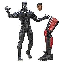 Marvel 6-inch Legends Series Black Panther Action Figure