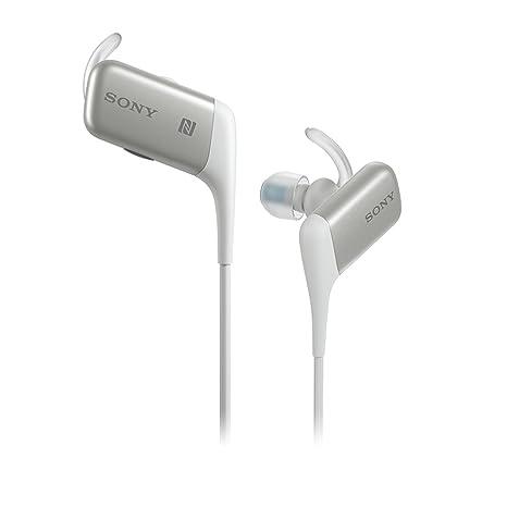 CE7 - Auriculares deportivos inalámbricos, color blanco