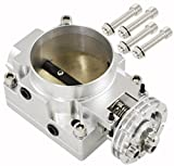 AJP Distributors 70mm Silver Throttle Body For