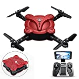 FQ777 FQ17W WIFI FPV Foldable Pocket Drone With Camera Altit...