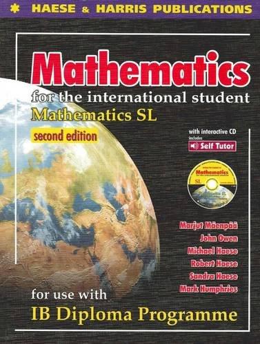 mathematics for the international student 9 pdf