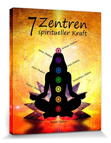 Amazon.com: 1art1 Spirituality Stretched Canvas Print - The ...
