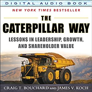 The Caterpillar Way Audiobook