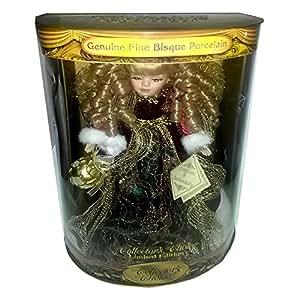 dan dee collector 39 s choice limited edition fine bisque porcelain angel doll 15. Black Bedroom Furniture Sets. Home Design Ideas