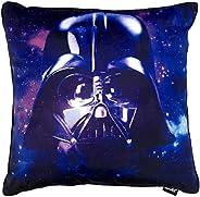 Jay Franco Star Wars Galaxy Decorative Pillow, Black