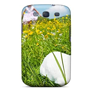 Pzk2310zSdY Snap On Case Cover Skin For Galaxy S3(easter Spirit)