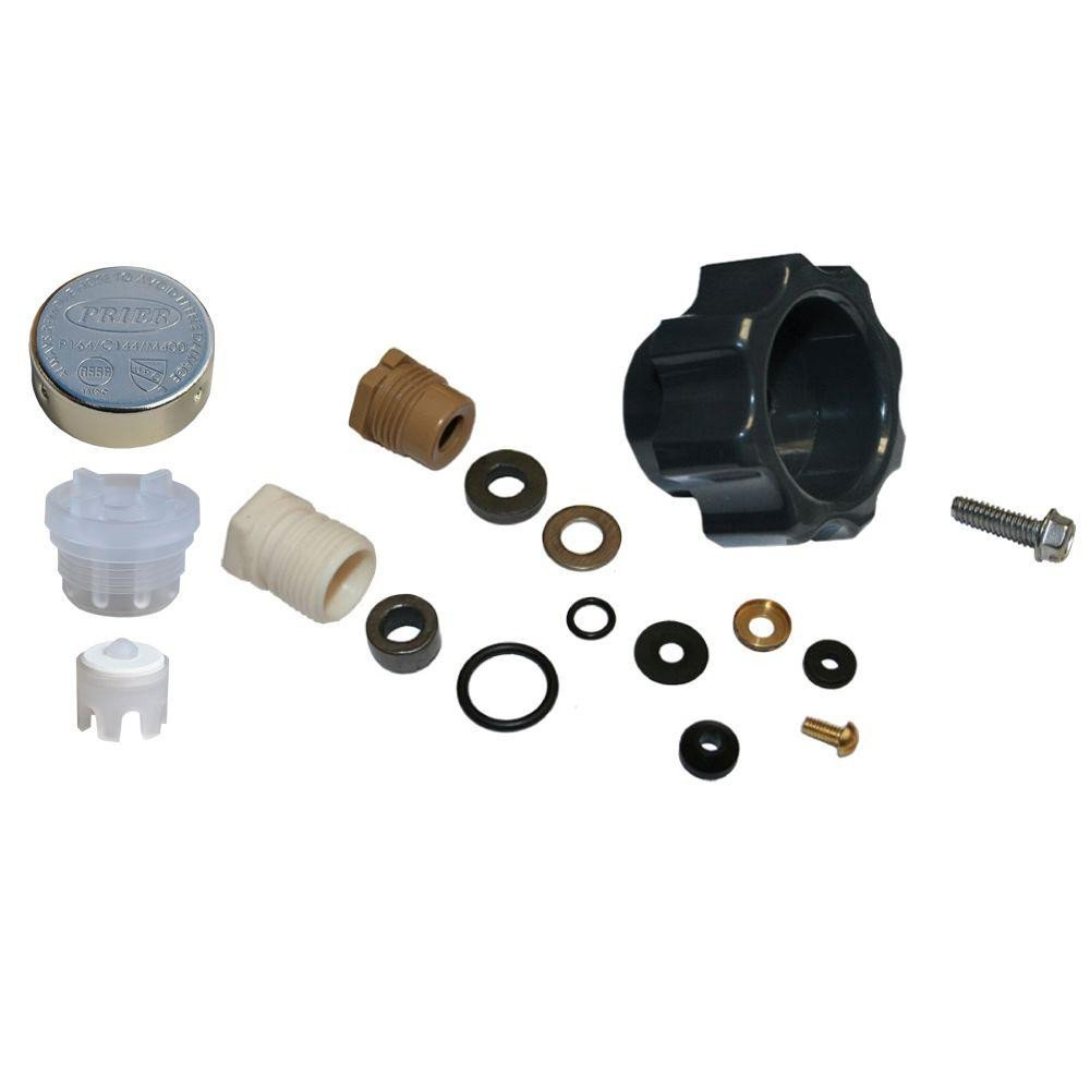 Prier 630-8500 Wall Hydrant Complete Service Kit