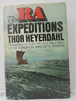 image for The Ra Expeditions (English and Norwegian Edition)