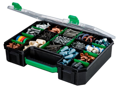 Stack-On DO-17 Deluxe Pro Parts Storage Organizer Box with 17 Compartments