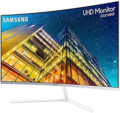 Samsung LU32R591CWNXZA - Monitor Curvo de 32 Pulgadas Clase 4K UHD: Amazon.es: Electrónica