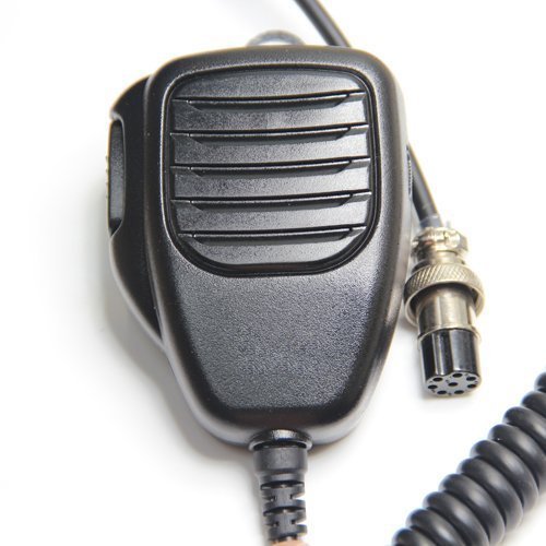 Used, Marvogo® 8-pin Plug Remote Speaker Mic Microphone PTT for sale  Delivered anywhere in USA