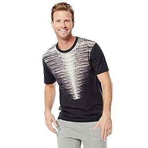 Zumba Fitness Men's Take My Pixel Graphic Tee, Sew Black, X-Small