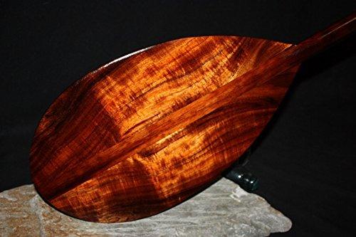 TikiMaster Curly Koa Paddle 60