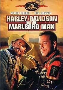 Harley Davidson & Marlboro M