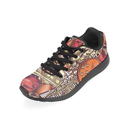 D-story Jogging Running Sneaker Da Donna Casual Comfort Sportivo Da Passeggio Scarpe Da Corsa Multi11