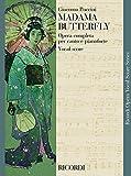 Madama Butterfly: Vocal Score