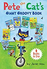 Nine classic I Can Read stories by New York Timesbestselling author-illustrator James Dean in one book!              Pete the Cat is sure to make reading fun for young readers. This paper-over-board bind-up features 9 groovy ...